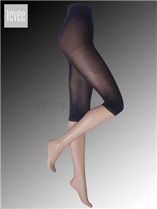Leggings avec dentelle - 399 noir