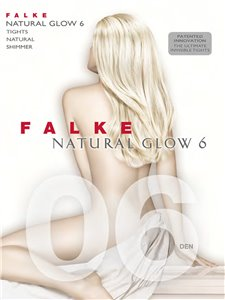 Natural Glow 6 - collant invisible