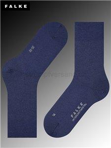 SENSITIVE INTERCONTINENTAL chaussettes femmes - 6418 deep blue