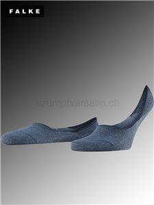 STEP Falke protège-pieds pour hommes - 6490 navyblue