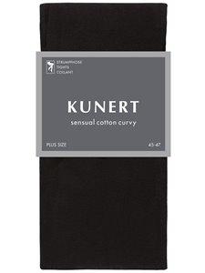 SENSUAL COTTON CURVY - Collant Kunert pour grosses tailles