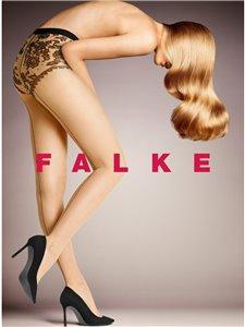 SHEER LADY - collant à couture Falke
