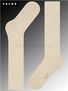 FAMILY chaussettes hautes femme - 4659 sand mel.