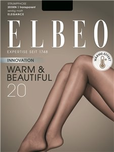 WARM & BEAUTIFUL - Collants Elbeo