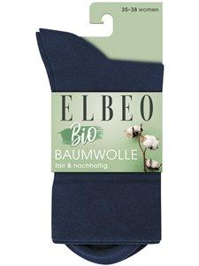 BIO BAUMWOLLE - chaussettes femme Elbeo