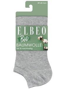 BIO BAUMWOLLE - chaussettes sneaker pour hommes