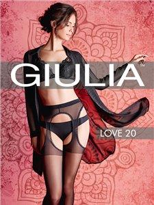 LOVE 20 - Collant au look porte-jarretelles de Giulia