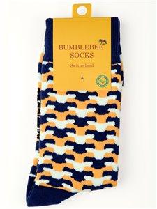 EAGLE WINGS - chaussettes hommes et femmes de Bumblebee