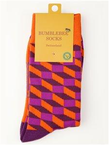 WEAR ORANGE - chaussettes unisexes de Bumblebee