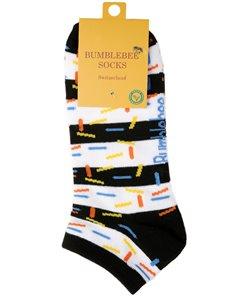 PARTY CRASHER - chaussettes snekaer de Bumblebee