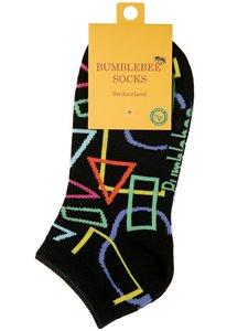 GEOMETRY PROFESSOR - chaussettes hommes et femmes de Bumblebee