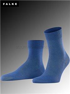 AIRPORT chaussettes pour hommes Falke - 6055 sapphire