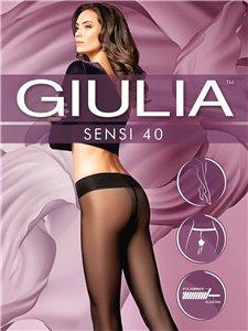 SENSI 40 - Collant à taille basse de Giulia