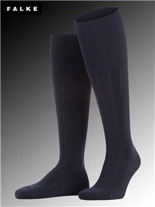 LHASA RIB chaussettes montantes Falke - 6370 dark navy