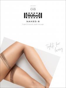 bas jarretière Wolford - NAKED 8
