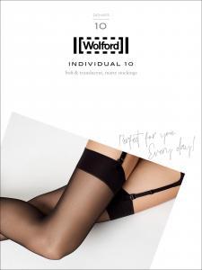 Wolford bas porte-jarretelle - INDIVIDUAL 10