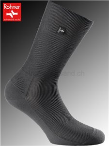 chaussettes Rohner PLATIN - 135 anthracite