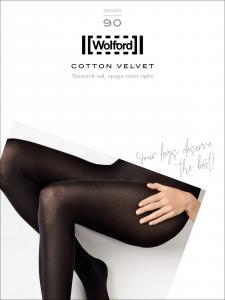 COTTON VELVET - collants Wolford