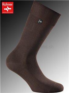 chaussettes Rohner DIAMOND - 047 brun
