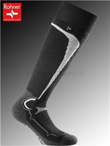 chaussette Rohner THERMAL DELUXE - 009 noir