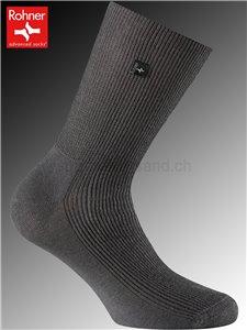 YVERDON chaussettes Rohner - 135 anthracite