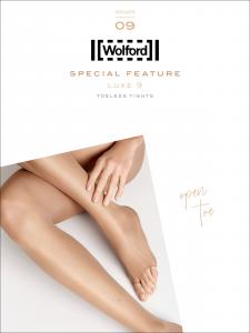 collants LUXE 9 Toeless - Wolford