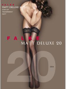 MATT DELUXE 20 - Falke bas jarretière