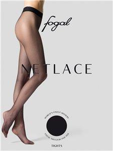 collant résille Fogal - NETLACE
