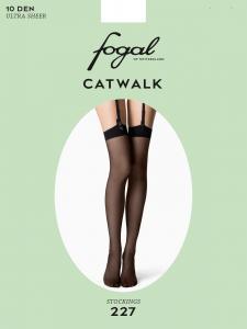 bas porte-jarretelles Fogal - CATWALK
