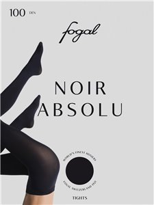 NOIR ABSOLU - collant Fogal