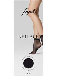 Socquettes résille Fogal - NETLACE