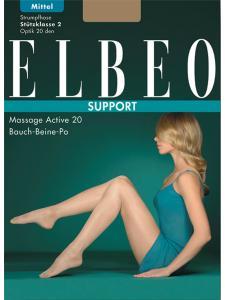 Massage Active 20 - Bauch-Beine-Po