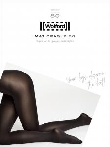 MAT OPAQUE 80 - collant de Wolford
