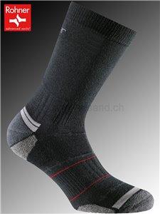 chaussettes Rohner Allround - 009 noir