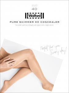 PURE SHIMMER - collant Wolford