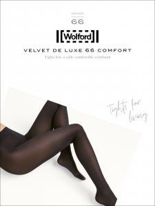 Velvet de Luxe 66 Comfort - collant Wolford