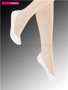 MOCASSIN FOOTLET protèges-pieds Hudson - 008 blanc