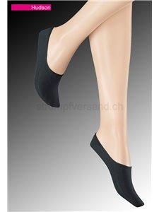 SNEAKER FOOTLET Protèges-pieds Hudson - 005 noir
